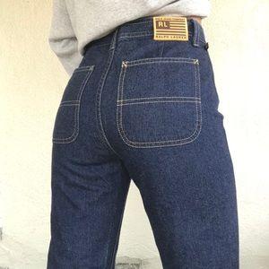 Vintage Ralph Lauren Bell Bottom